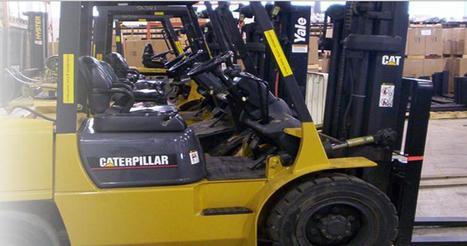 Toyota Forklifts rentals & Equipments   Marketing strategies   Scoop.it