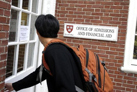 Kudos to the Common App staff for changes   college admissions advice   Scoop.it
