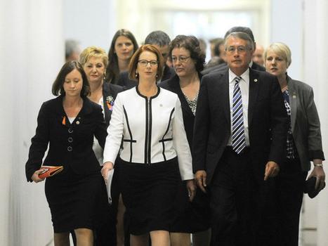 Australian politics picks up where Ottawa leaves off | Full Comment | National Post | Australia Europe and Africa | Scoop.it