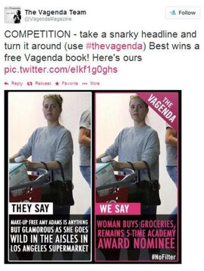 Stupid/Sexist Headlines Under Attack   Herstory   Scoop.it