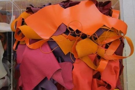 La Réserve des Arts : recycler les chutes de matériaux en œuvres d'art | SCULPTURES | Scoop.it