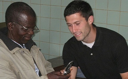 Text Messages That Save Lives With Josh Nesbit Of Medic Mobile   This Gives Me Hope   Scoop.it