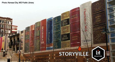Storyville: What is Literary Fiction? | Fabulous Finds | Scoop.it