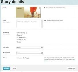 Storybird. Manual de Creación y edición de Cuentos online   Storytelling   Scoop.it