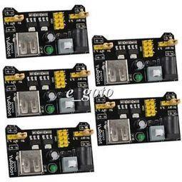 5pcs MB102 Breadboard board Power Supply Module 3.3V/5V For Arduino Raspberry pi | Raspberry Pi | Scoop.it
