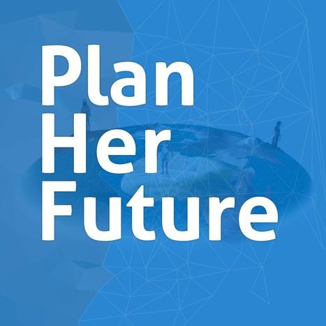Jongen of meisje, iedereen gelijk. Of wat dacht je?•Plan Her Future   Edutools   Scoop.it