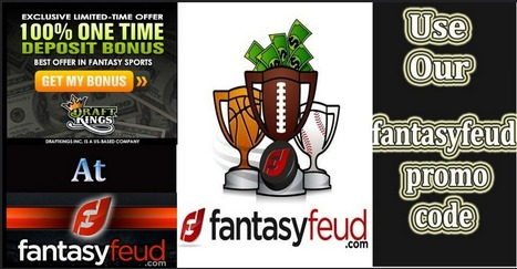 Fantasyfeud promo code delivers extra hours of fun | All in One | Scoop.it