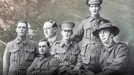 ANZAC Centenary | Anzac Centenary - 100 Years of Untold Stories | The Advertiser | The Anzac Legend | Scoop.it