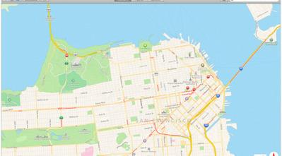 iBeacon integration into Apple Maps | iBeacon.com Insider | Beacons | Scoop.it