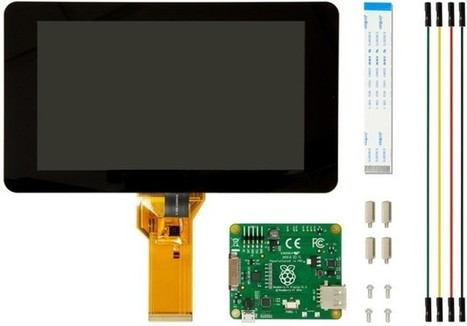 Raspberry Pi Foundation Cooks Up Accompanying $60 Touch Display - TechnoBuffalo | Raspberry Pi | Scoop.it