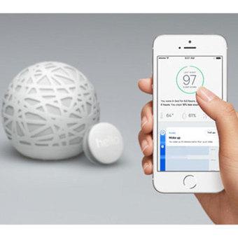 Sense, un réveil pour mesurer la qualité de l'air et du sommeil | Hightech, domotique, robotique et objets connectés sur le Net | Scoop.it
