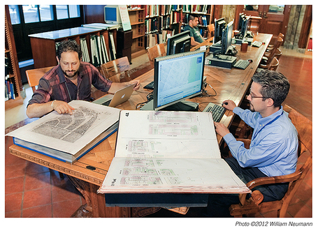 Something Old, Something New: Dicing Data At NYPL Labs | Meredith Schwartz | The Information Professional | Scoop.it