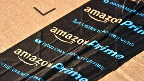 Survey: 30% of Prime members order from Amazon every week | Future of Retail | Scoop.it