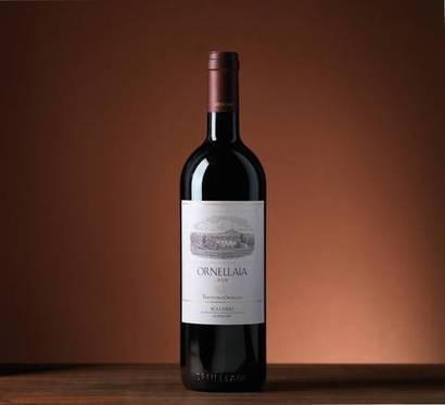 Vino:Ornellaia 'firmata' Pistoletto,asta a Royal Opera House - ANSA.it | Wine in Tuscany | Scoop.it