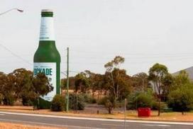 Big beer bottle proposed for Goulburn (Vic) | Alcohol & other drug issues in the media | Scoop.it