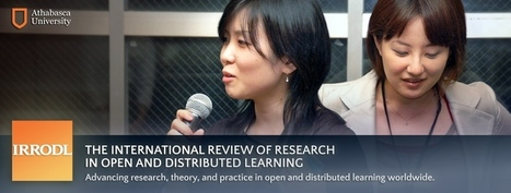 A Systematic Analysis and Synthesis of the Empirical MOOC Literature Published in 2013–2015 | Veletsianos | The International Review of Research in Open and Distributed Learning | Massively MOOC | Scoop.it