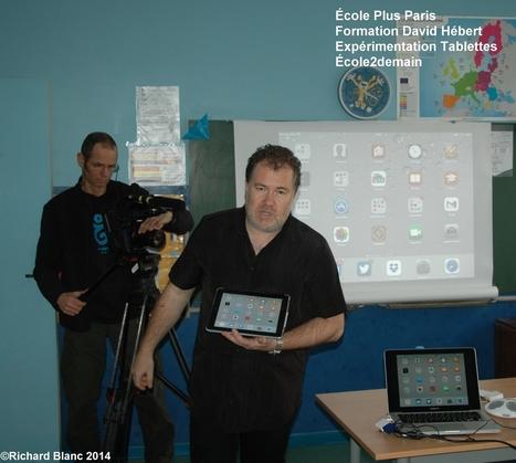 Ecole Plus ajoute à son projet pédagogique l'apprentissage au moyen de la tablette numérique. Il sera adapté et évolutif à chaque type de handicap et d'élève.   Ecole Plus Paris   Scoop.it