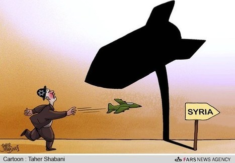 Israel wants Syria destroyed as presaged by the Oded Yinon plan | Global politics | Scoop.it