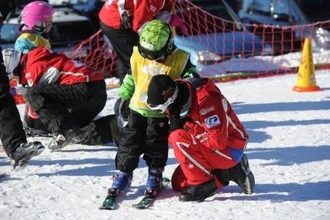 L'école de ski est fin prête - Journal du Jura | monitrices de ski et moniteurs | Scoop.it