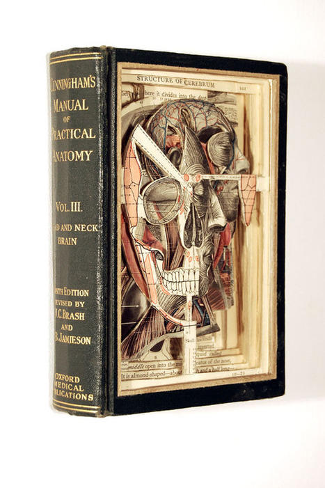 Interview with the Book Surgeon (7 pics) - My Modern Metropolis | Brains & Things | Scoop.it