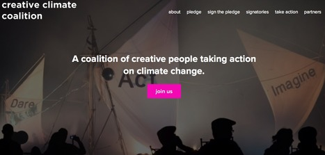 A coalition of creative people taking action on climate change | Climate change and the arts | Scoop.it