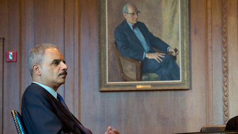 Holder Sees Way to Curb Bans on Gay Marriage | Global Politics | Scoop.it