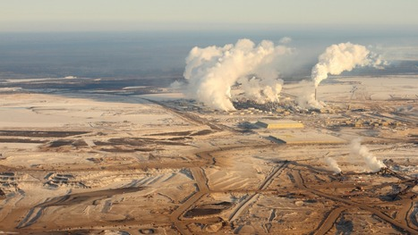 #TarSands #mining in Canada is unleashing #mercury pollution & rising! | Rescue our Ocean's & it's species from Man's Pollution! | Scoop.it