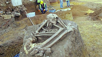 TURQUIE : Neolithic remains unearthed in Istanbul | World Neolithic | Scoop.it