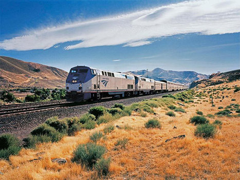 Across the USA by Train for Just $213 | Interesting Reading | Scoop.it