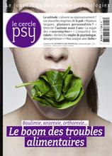 Le boom des troubles alimentaires | Le Cercle Psy | Scoop.it