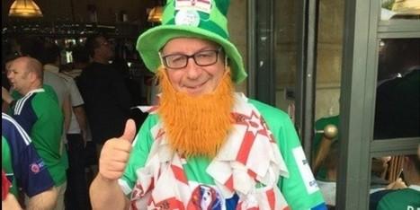 François Hollande a un nouveau sosie, un supporter nord-irlandais | Ce qu'il ne fallait pas rater ! | Scoop.it
