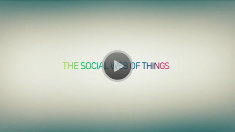 The social web of things – a social network for your devices - Ericsson   L'internet des objets   Scoop.it