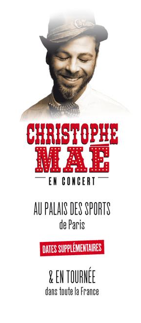 Christophe Maé en tournée - exclu NRJ | La zik | Scoop.it