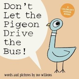 The BIG BOOK edition of DON'T LET THE PIGEON DRIVE THE BUS! publishes today! | LibraryLinks LiensBiblio | Scoop.it
