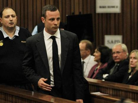 Oscar Pistorius trial: Witness says that she heard 'bloodcurdling screams ... - The Independent | Oscar Pistorious Trial | Scoop.it