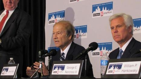 Philadelphia Inquirer parent company sold to Lewis Katz - Philadelphia Business Journal | Corrupt elected officials, unqualified coroner | Scoop.it