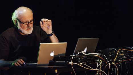 Electronic Music's Godfather Isn't Done Innovating | Electronic music | Scoop.it