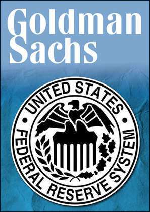 "The Fed's European ""Rescue"": Another back-door US Bank / Goldman bailout? 