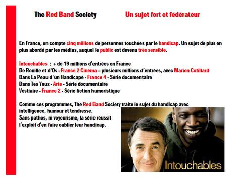 Un sujet fort et fédérateur | Les Bracelets Rouges | Scoop.it
