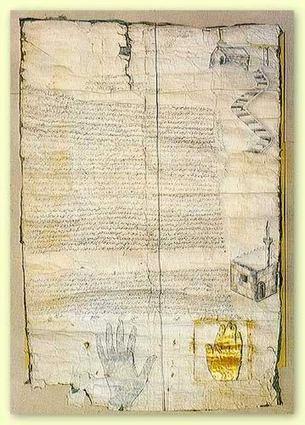 La carta de Mahoma a los cristianos que la mayoría de los musulmanes ignoran - Cooking Ideas | Lecciones de la historia | Scoop.it
