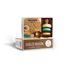 Mini cook'in box les petits sablés de Paris - Boites et Accessoires - Fnac.com - Collectif - Livre | News de la cuisine........ | Scoop.it