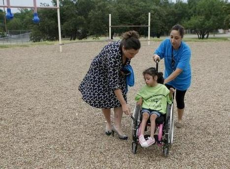 Fort Worth grappling with needs and costs of accessible playgrounds - Fort Worth Star Telegram | Disability News Update | Scoop.it