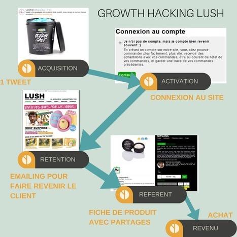 5 conseils webmarketing pour faire du growth hacking | Community management formation | Scoop.it
