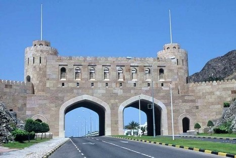 Cheap Airline Tickets to Muscat (MCT), Oman - H & S Travel   plan well for the tour   Scoop.it