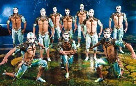 En tournée exceptionnelle, le Cirque du Soleil passe par la Zénith de Toulouse | Spectacles, Spectacles Vivants et Animations | Scoop.it