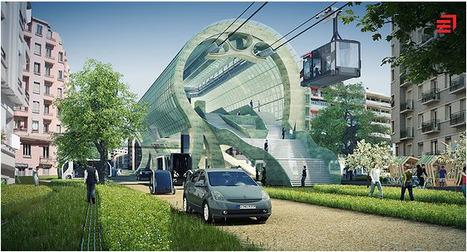 La nature urbaine, une UTOPIE paradoxale | Le BONHEUR comme indice d'épanouissement social et économique. | Scoop.it