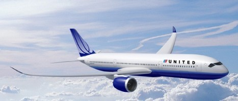 United Said to Study Biggest Airbus A350 to Replace its Boeing 747's | Aviation & Airliners | Scoop.it