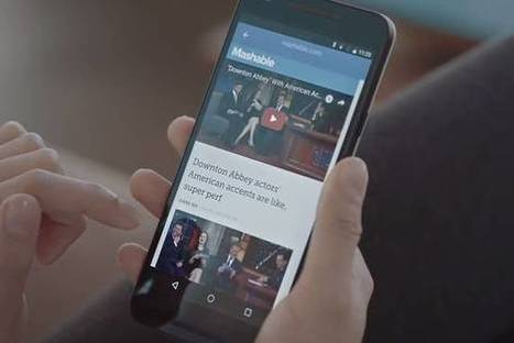Google Starts Including AMP Content in Mobile Search Results | digital mentalist  and cool innovations | Scoop.it