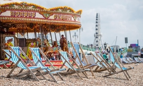 Brighton: the seaside resort that wants to be the smartest digital city in England | Guardian | The Programmable City | Scoop.it