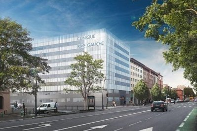 Toulouse. La future clinique Rive Gauche à la pointe dans l'accueil des patients | La lettre de Toulouse | Scoop.it